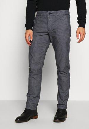 MAPRISTU - Spodnie materiałowe - dark navy