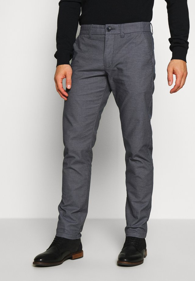 MAPRISTU - Trousers - dark navy
