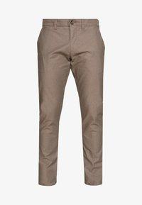 Matinique - MAPRISTU - Trousers - warm khaki - 4