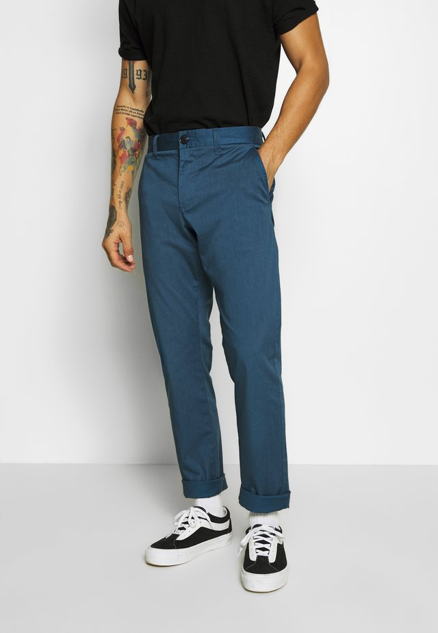 MAPRISTU - Chinos - dust blue