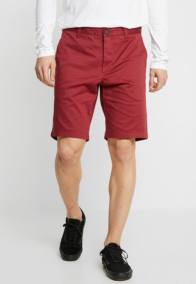 Matinique - PRISTU  - Shorts - brick red