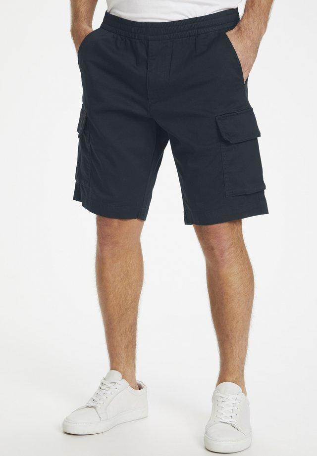 MACARGO SH CHINO - Shorts - dark navy