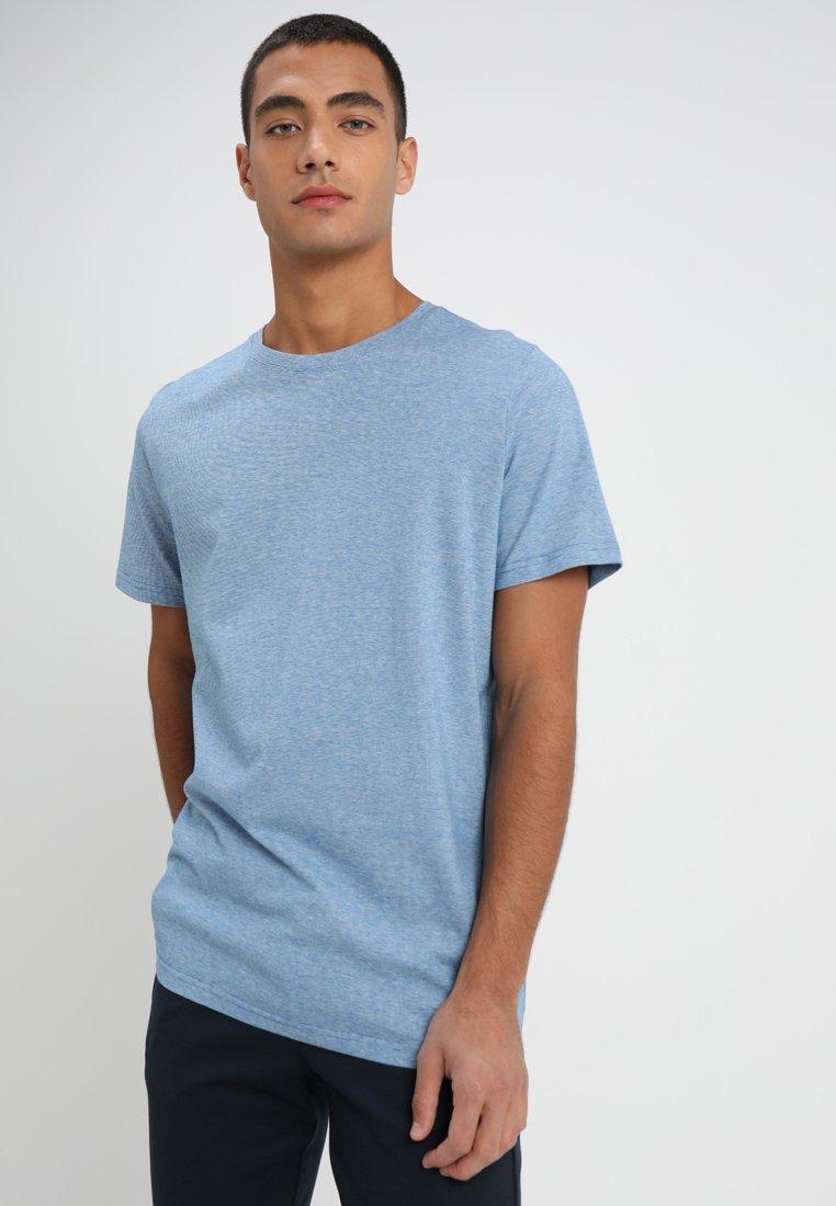 Matinique - JERMANE - T-shirts basic - sharp blue