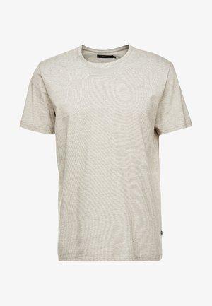 JERMANE - T-Shirt basic - rich khaki