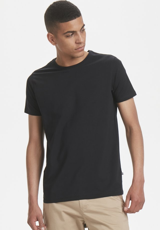 JERMALINK - T-shirt basic - black