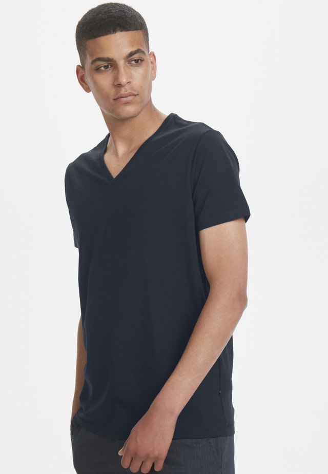 Basic T-shirt - dark navy