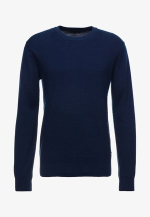 TRITON - Strickpullover - estate blue