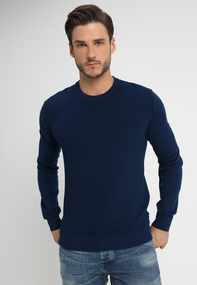 TRITON - Sweter - estate blue