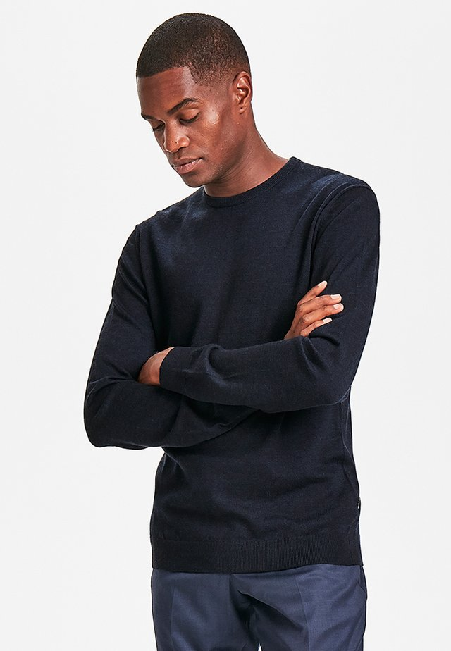 MARGRATE - Strickpullover - dark navy