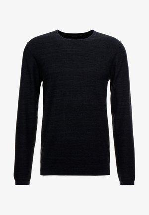 AKION - Pullover - dark navy