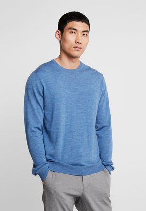 MARGRATE - Strickpullover - mist blue