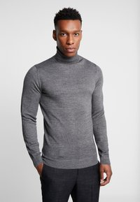 Matinique - MAPARCUSMAN - Jumper - grey melange - 0