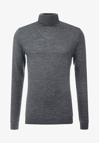 Matinique - MAPARCUSMAN - Jumper - grey melange - 4