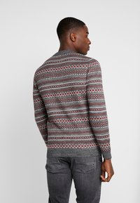 Matinique - LENNON - Jumper - dark grey melange