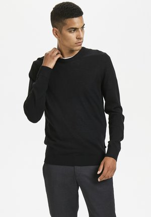 MALEON - Pullover - black