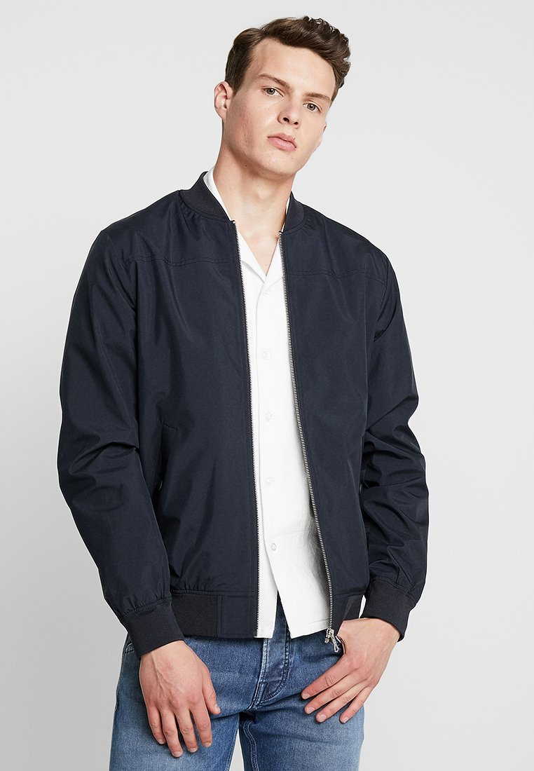 Matinique - CLAY - Giubbotto Bomber - dark navy
