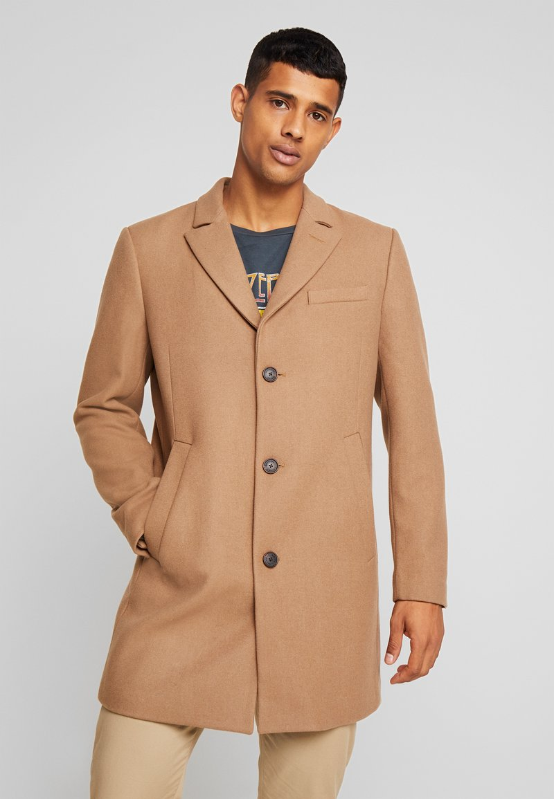 Matinique - MALTO - Classic coat - warm khaki