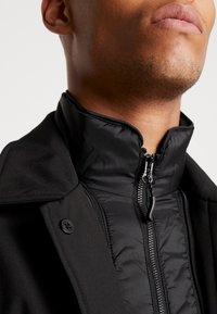 Matinique - PHILMAN  - Classic coat - black - 4