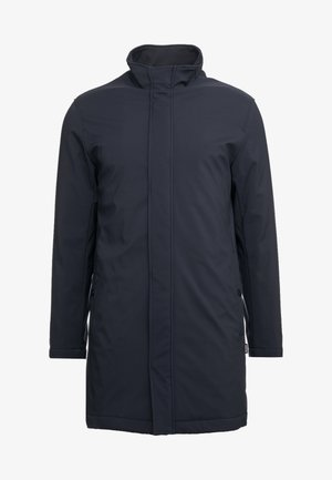 MILES - Classic coat - dark navy