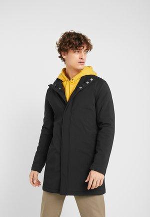 MILES - Classic coat - black