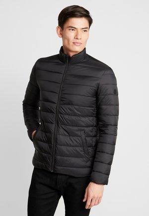 JOHNSON - Light jacket - black