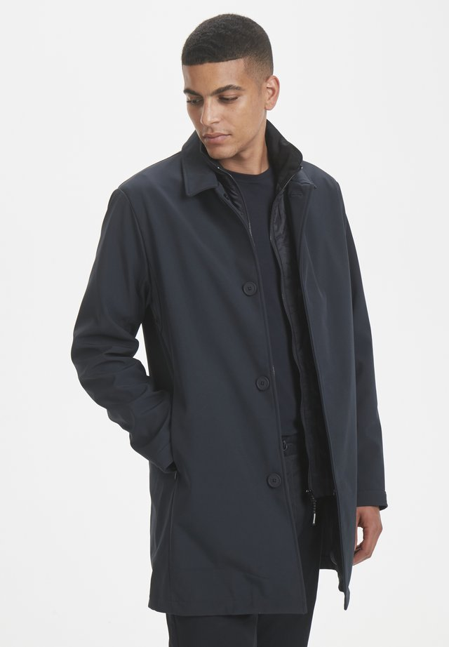 PHILMAN P NEW TEC STRUCTURE - Cappotto invernale - dark navy