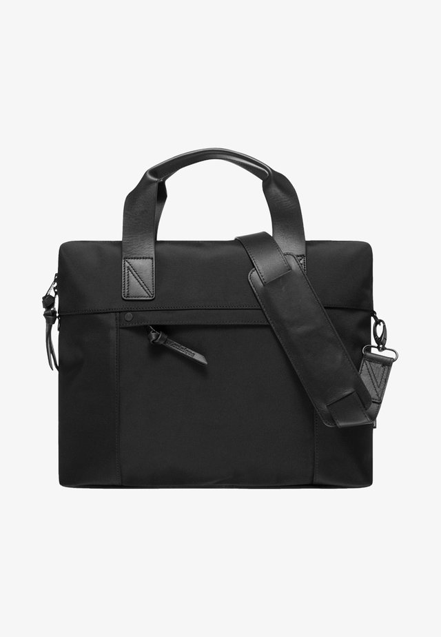 COMMUTER - Briefcase - black