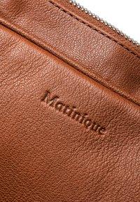 Matinique - COMMUTERMA - Briefcase - cognac - 5