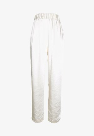 YOUNG LADIES PANTS - Trousers - cream