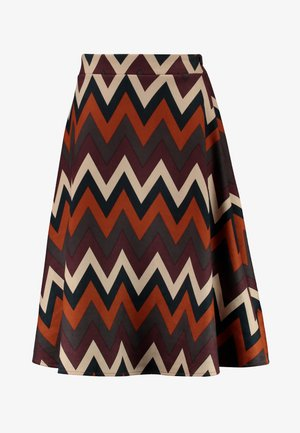 LADIES SKIRT - A-Linien-Rock - camel