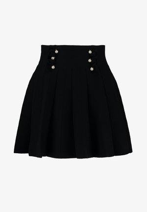 LADIES SKIRT - Minijupe - black