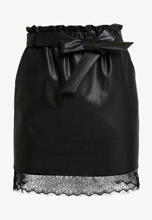 LADIES SKIRT - Falda de tubo - black
