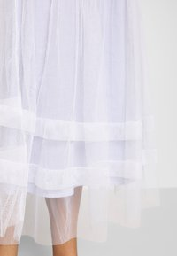 Molly Bracken - LADIES WOVEN SKIRT - A-line skirt - blue - 4