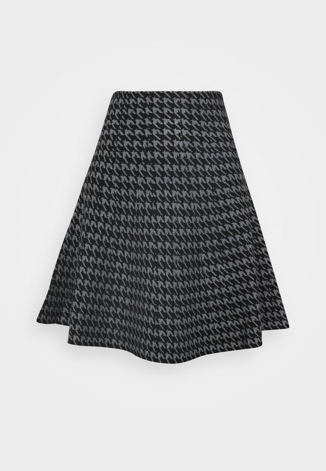 YOUNG LADIES SKIRT - A-lijn rok - black
