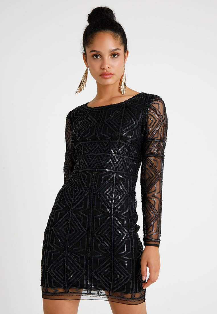 Molly Bracken - LADIES DRESS - Cocktailklänning - black