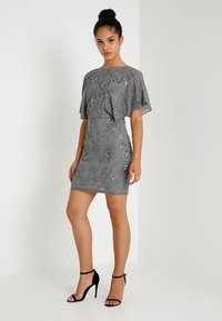 Molly Bracken - Cocktail dress / Party dress - dark grey - 2