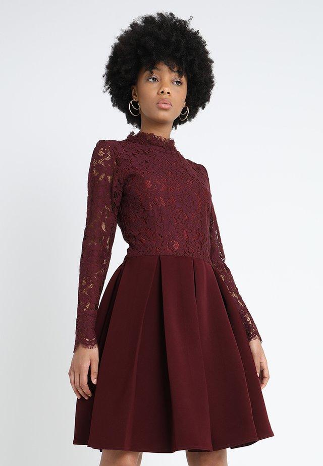 Cocktailkleid/festliches Kleid - dark red