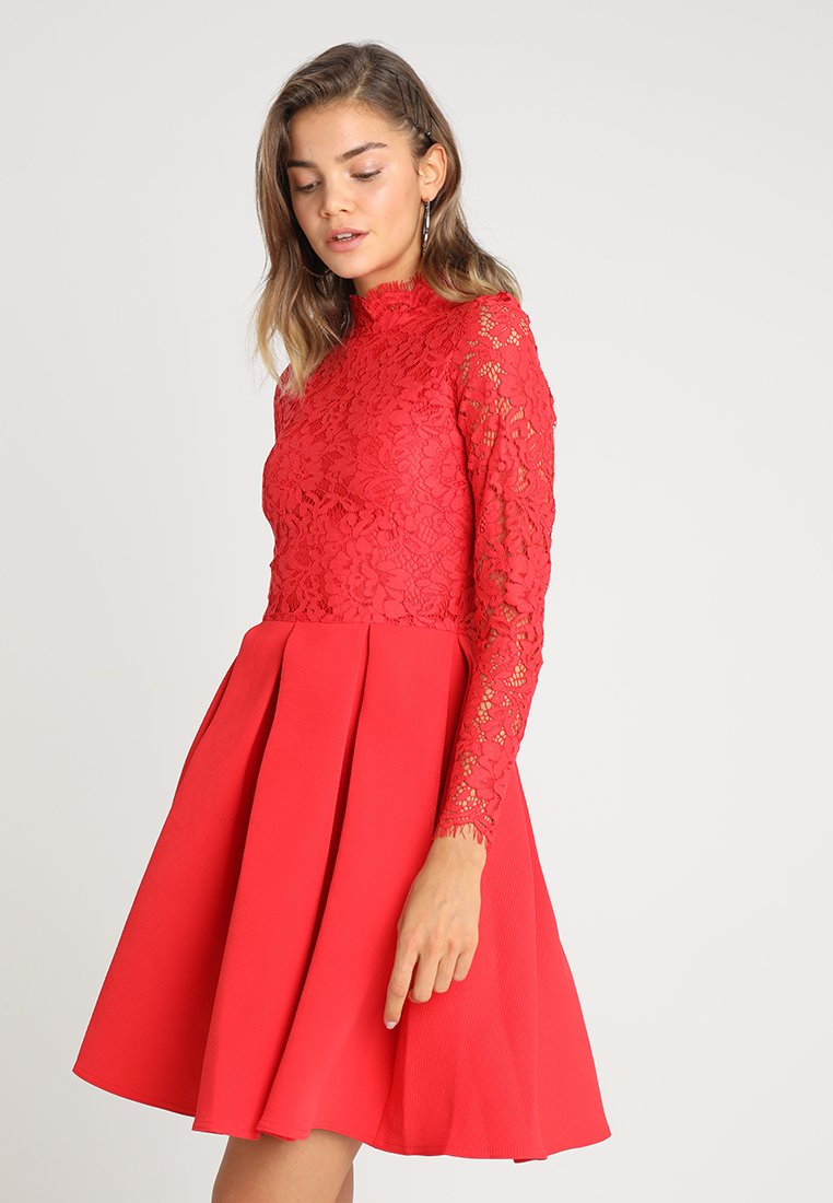Molly Bracken - Cocktail dress / Party dress - red