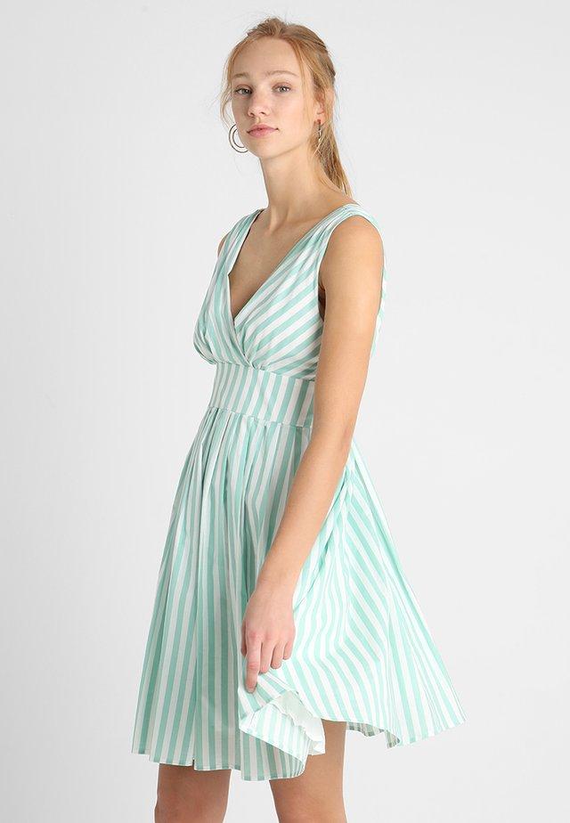 LADIES DRESS - Freizeitkleid - mint