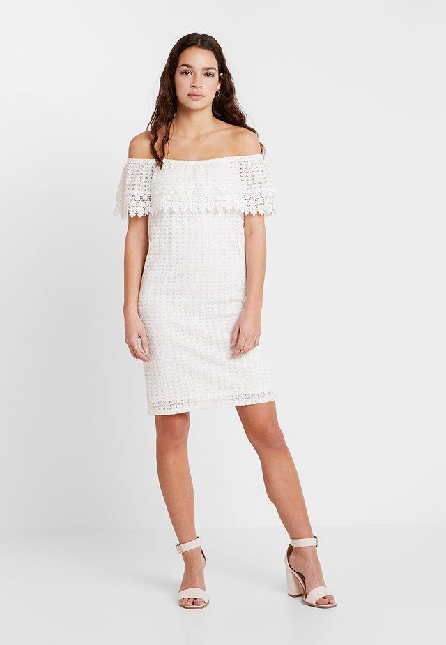 LADIES DRESS - Hverdagskjoler - white
