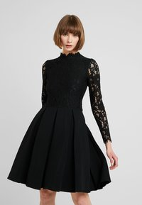 Molly Bracken - LONG SLEEVES - Sukienka koktajlowa - black - 0