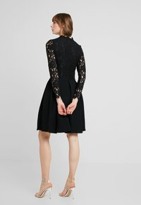 Molly Bracken - LONG SLEEVES - Sukienka koktajlowa - black - 2