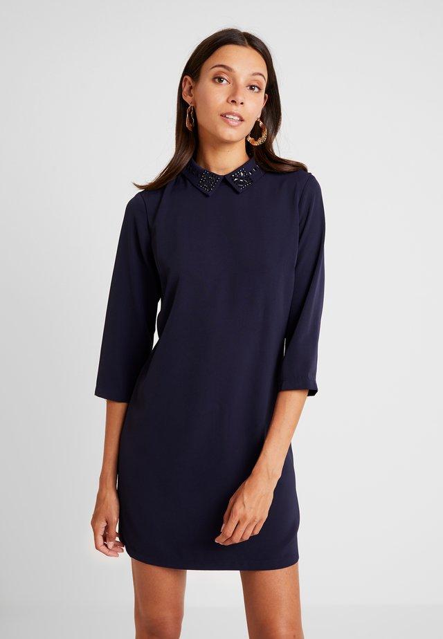 LADIES DRESS - Blusenkleid - midnight blue