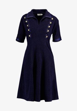 YOUNG LADIES DRESS - Skjortekjole - navy blue