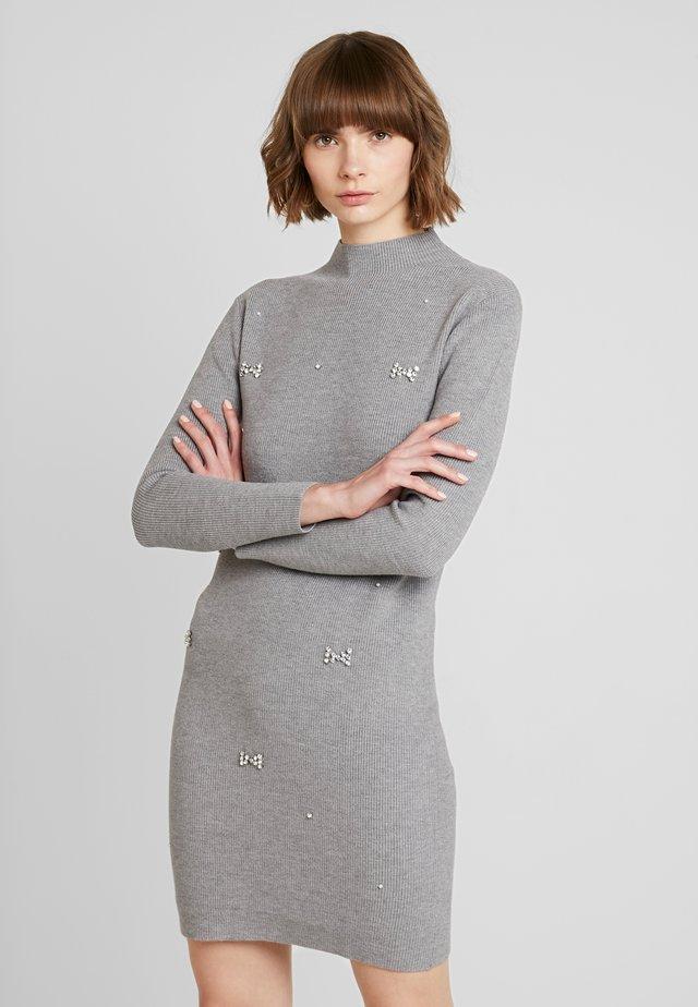 YOUNG LADIES DRESS - Etuikleid - dark grey