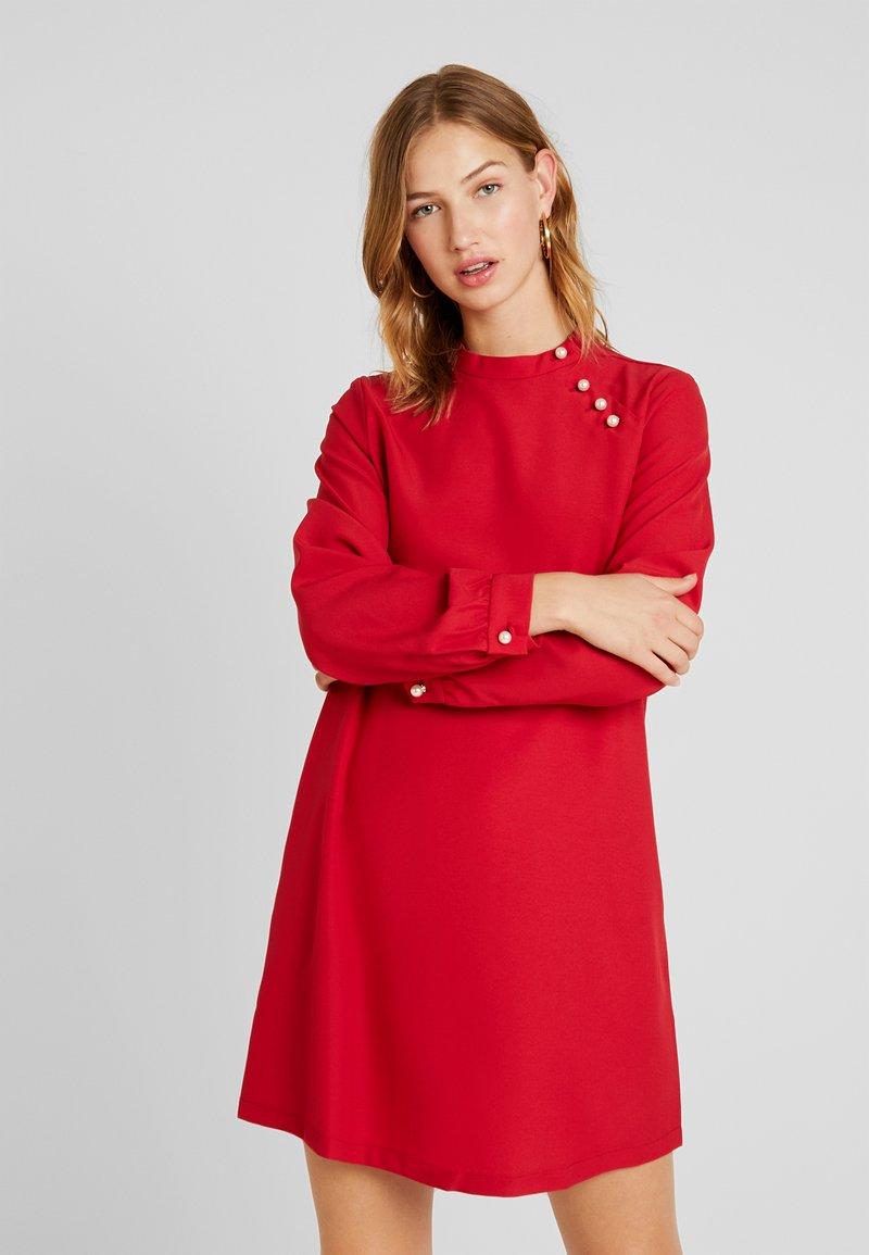 Molly Bracken - LADIES DRESS - Hverdagskjoler - red