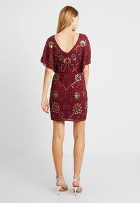 Molly Bracken - LADIES DRESS - Cocktailklänning - dark red - 3