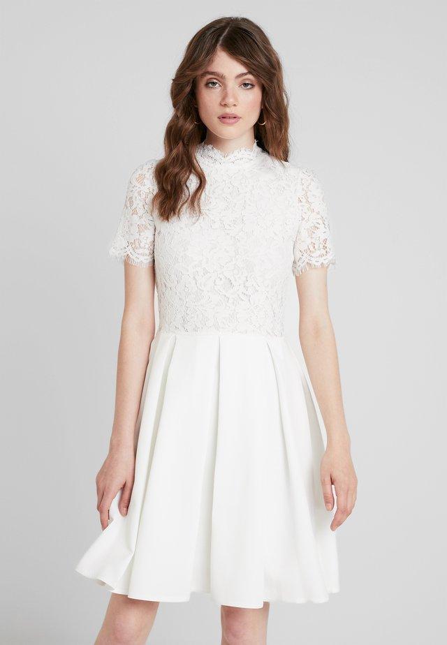 SUMMER - Cocktailkleid/festliches Kleid - true white