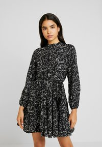 Molly Bracken - STAR LADIES DRESS - Sukienka letnia - black - 0