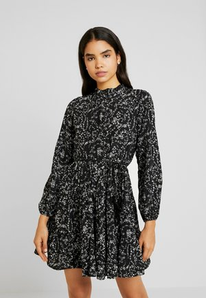 STAR LADIES DRESS - Robe d'été - black